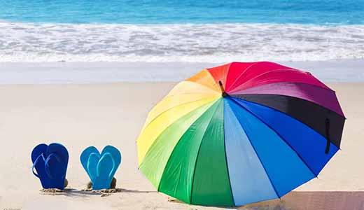 绍兴雨伞定制阿里巴巴运营案例展示