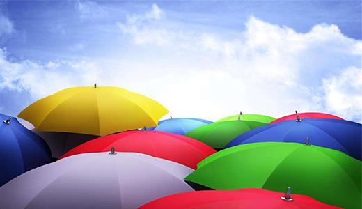 绍兴雨伞阿里巴巴店铺托管案例展示