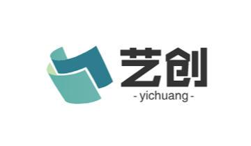 上海艺创装饰材料有限公司logo