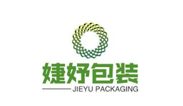 婕妤包装厂logo